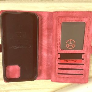 Accessories - Brand new 3in1 phone case/wallet